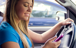 texting-and-driving-accident-orlando-fl
