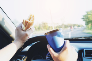 distracted driving - car accident attorney orlando fl